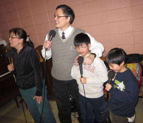 Montreal Church 10 - Chinese New Year