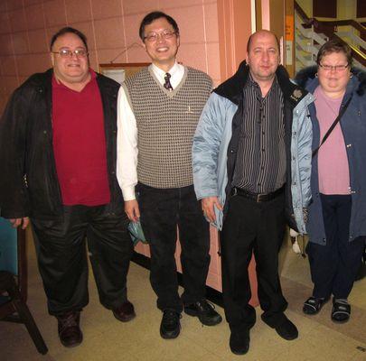 Montreal Church 12 - Chinese New Year